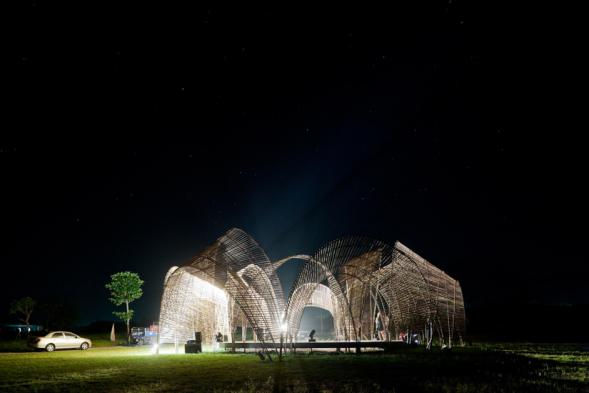 Lesní pavilon
