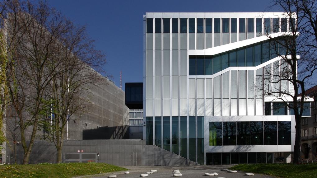 Gallery Of The Post Dutch Embassy In Berlin