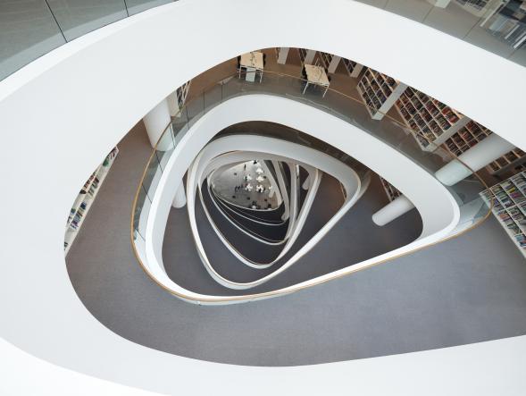 Knihovna University of Aberdeen