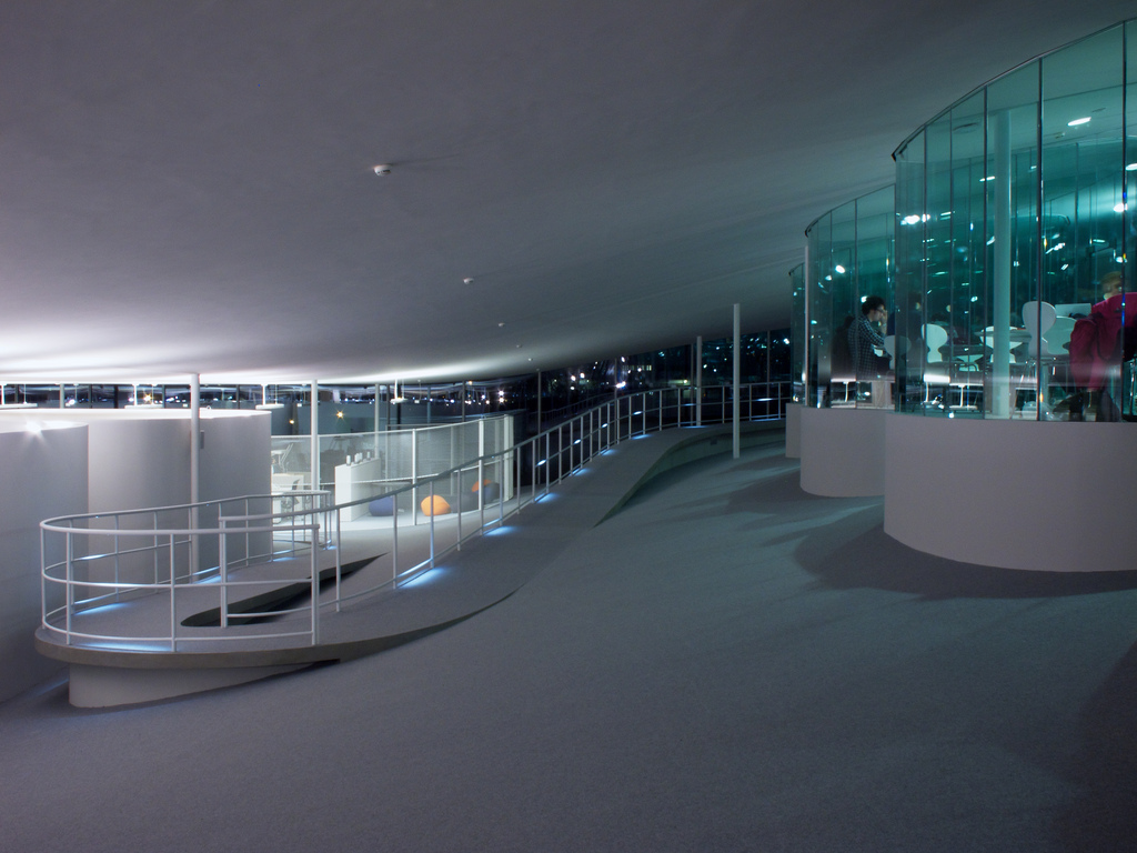 Gallery Of The Post Rolex Learning Center Architektura