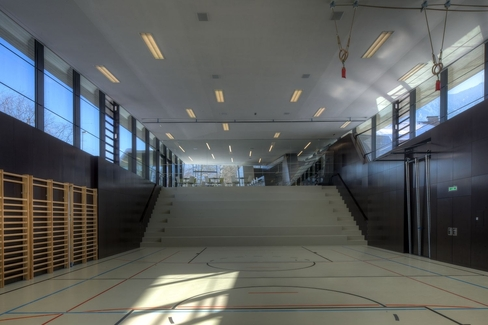Gallery Of The Post Multipurpose Hall Architektura A
