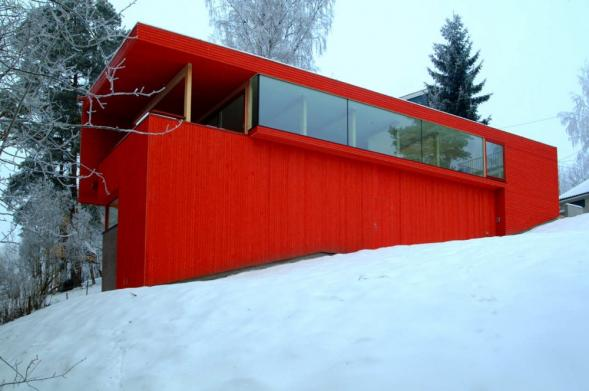 Read House Near Oslo