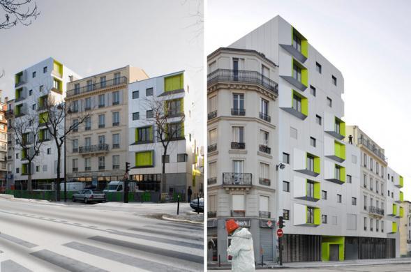 Apartmány Duploye v Paříži