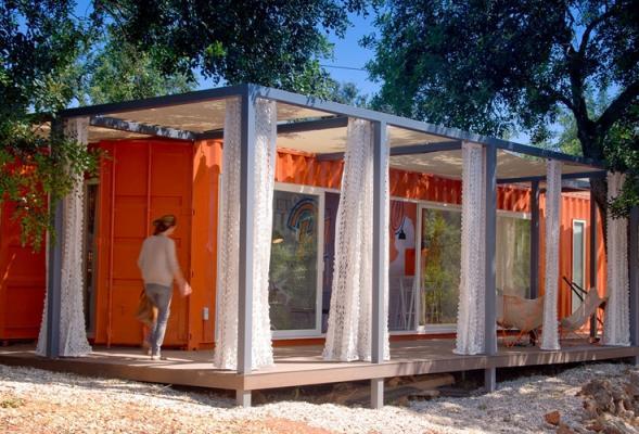 Nomad living- bydlení v kontejneru