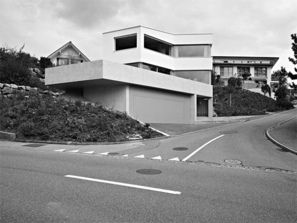 Rodinný dům Oberlunkhofen
