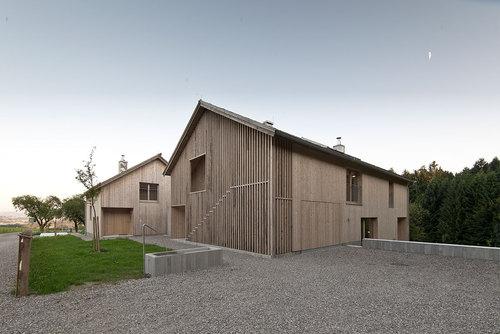 Dům D v Lengau