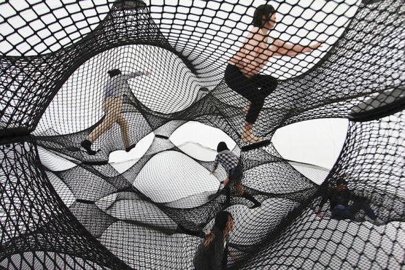 Net Blow-up