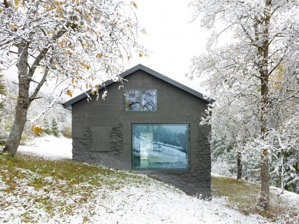 Když architekt rekonstruuje pro sebe
