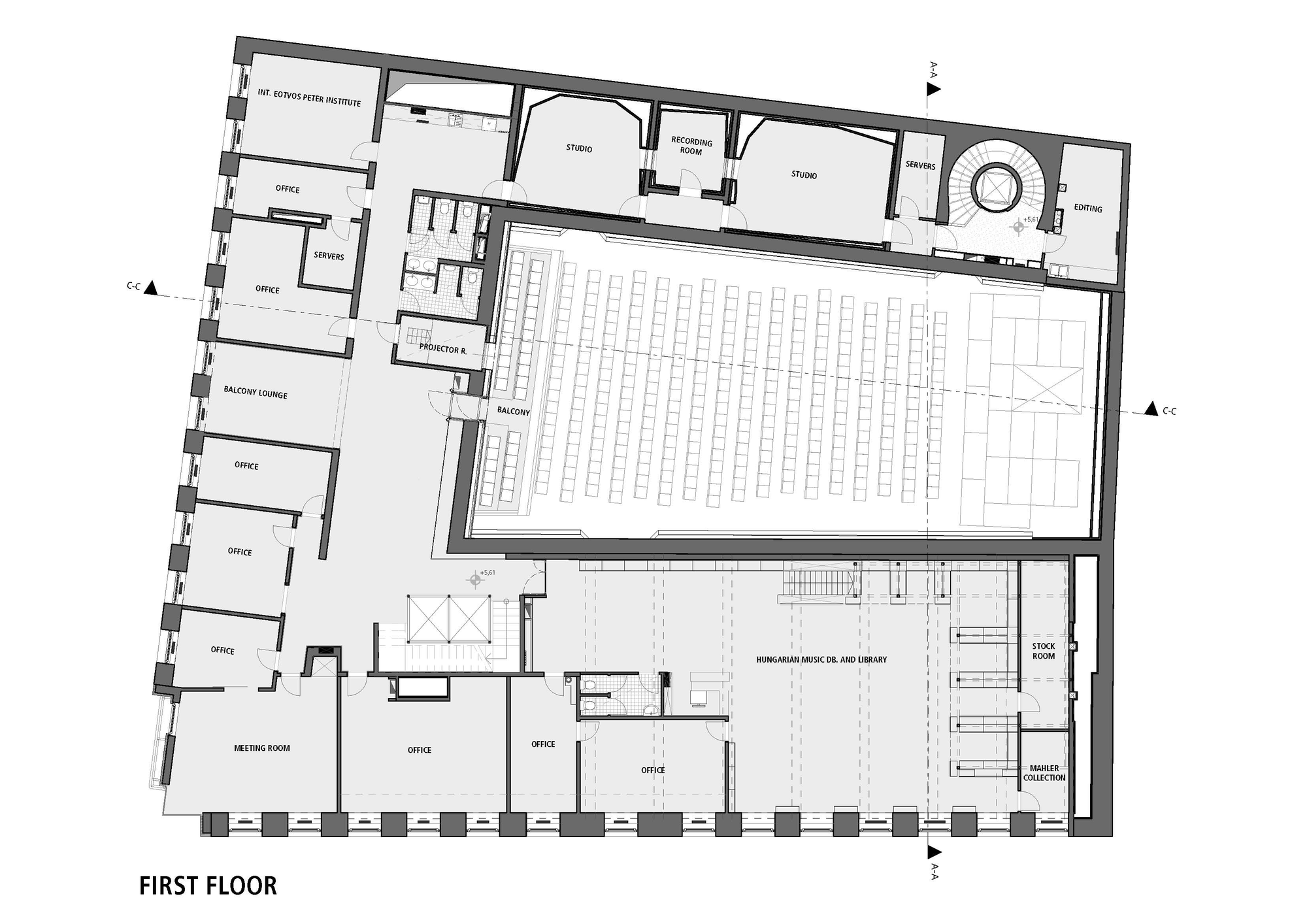 Radio City Music Hall Floor Plan Galerie K Př 237 Spěvku Budapest Music Center Architektura