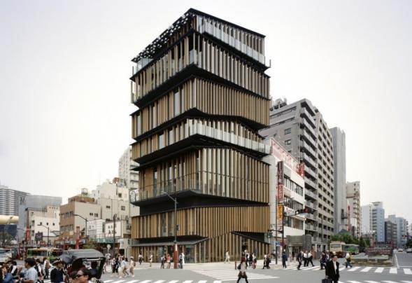 Kulturní a turistické centrum Asakusa
