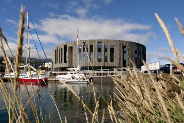 Kulturní centrum v Akureyri