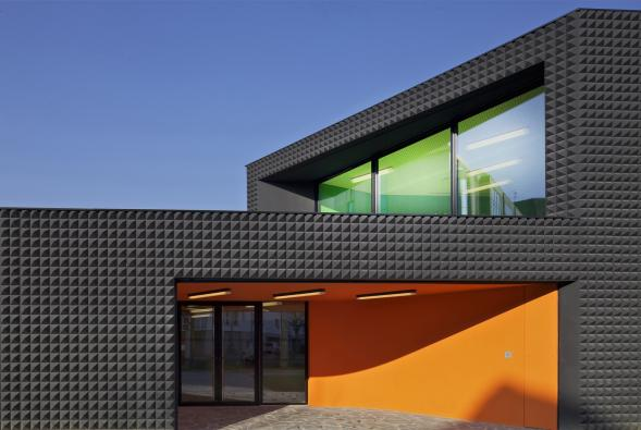 Sociální a kulturní centrum v Landsbergu