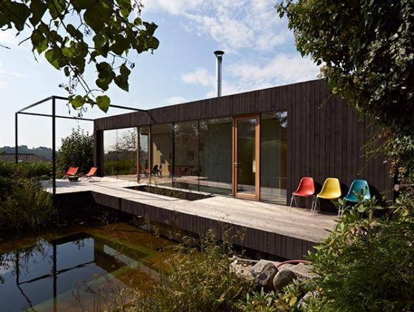 Dům u rybníčku