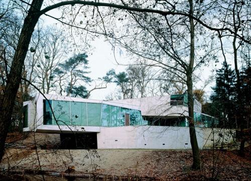 Mobius House