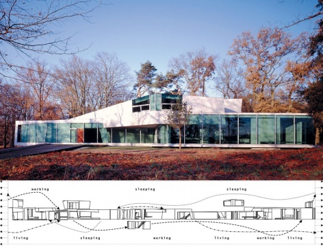 Gallery Of The Post Mobius House Architektura A Design