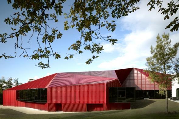 Cultural Centre Bordeaux Cenon