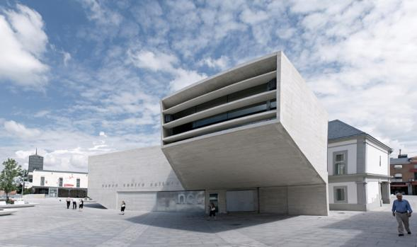 New Cultural Centre in Madrid
