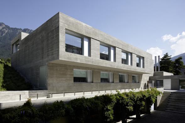 Mediatheque of the Faculty of Education Graubünden