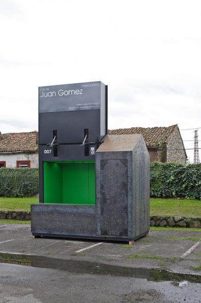 Kiosks in Madrid