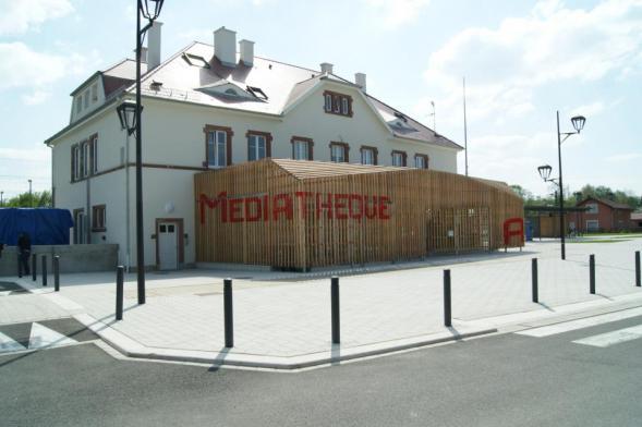 Mediatheque Dannemarie
