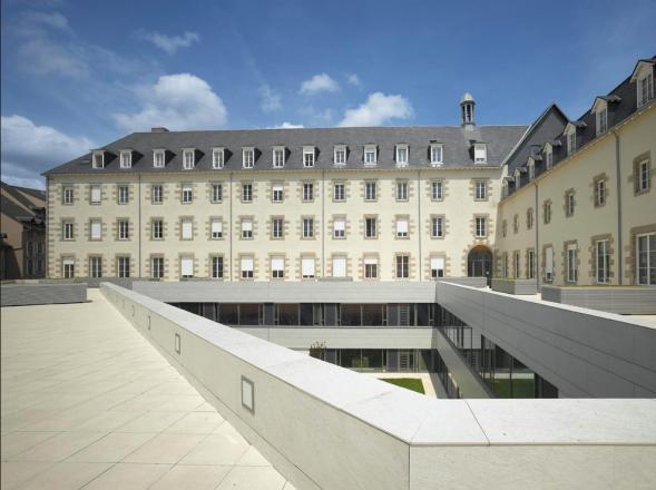 Hotel Département de la Haute-Vienne