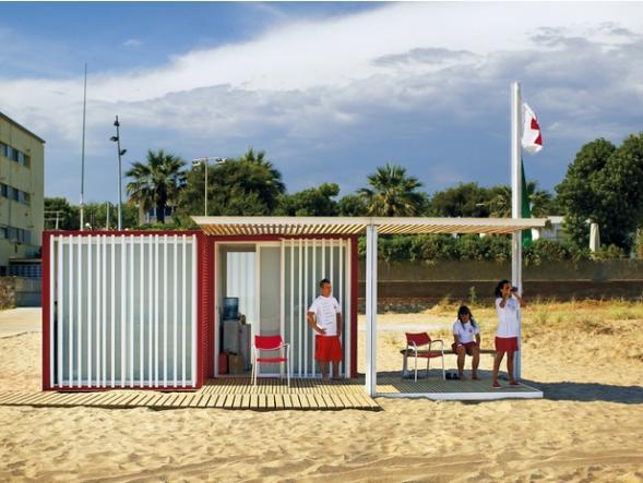 Modular Beach Houses