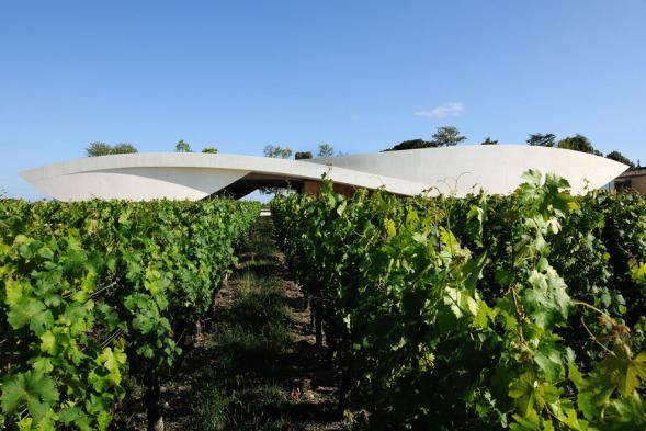 Vinařství Chateau Cheval Blanc