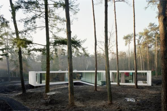 Villa in Forest