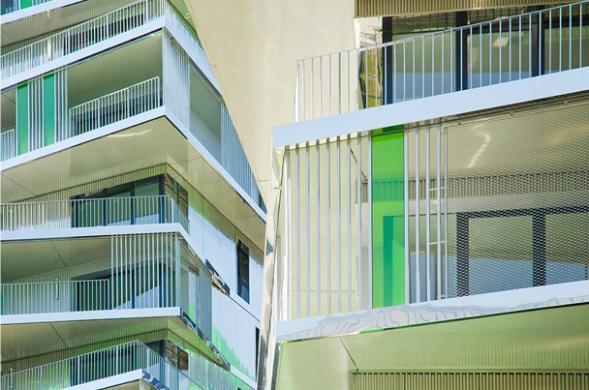 Sociální bydlení v Paříži