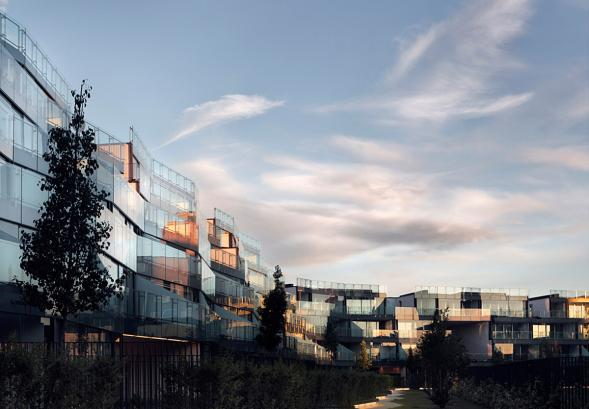 Bytový komplex Milanofiori