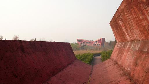 Park ruin alternativní budoucnosti